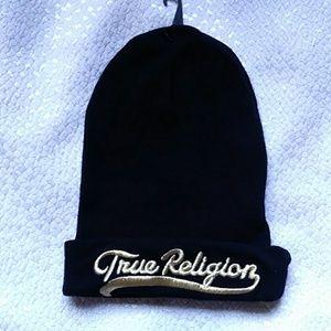 True Religion Embroidered Script Logo Soft…